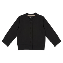 Noeser: Nikkie cardigan black magic