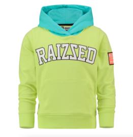 Raizzed: Hoodie New Port  - Pastle Lime