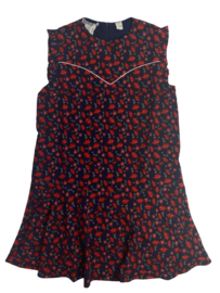 Nik & Nik: Josephine Dress -  Dark Blue