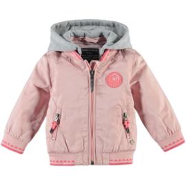 Babyface: Girls Summer Jacket - Chalk Pink
