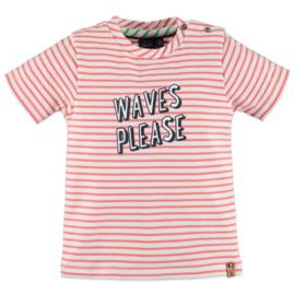 Babyface: Jongens T-shirt - Papaya