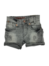 Petrol: Shorts - Grijs