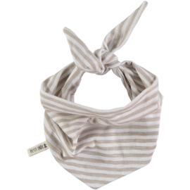 Petit Indi: Foulard bandana - Gestreept
