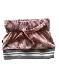 Noeser: Sam skirt AOP Poodle pink
