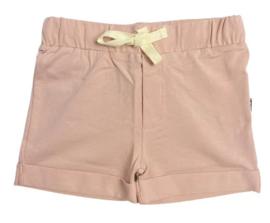 House of Jamie: Summer Shorts - Powder pink
