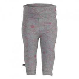 Noeser: Pim pants AOP Molecule Pink
