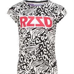 Raizzed: T-shirt Denpasar - Wit