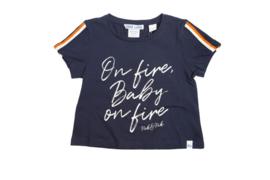 Nik & Nik: T-shirt on fire