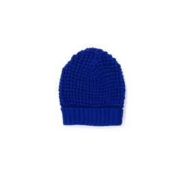 Imps & Elfs: Gebreide muts - Blauw