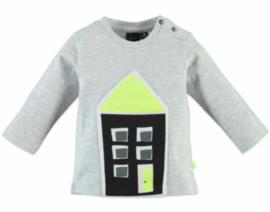 Babyface: Longsleeve House - Light grey melee