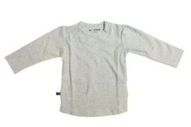 Noeser: June shirt grey melange