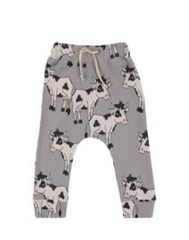 Dear Sophie: Cow Grey Sweatpants
