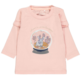 Name it: Longsleeve 'Welcome to winter landscape'