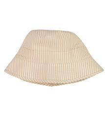 Wheat: Sun hat - taffy stripe