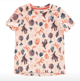 Tumble 'n dry: T-shirt Tropical Peach Estelle