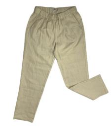 Wheat: Trousers Vilda - linen