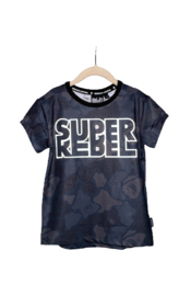SuperRebel: Shirt Camouflage - 6483