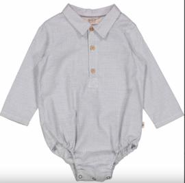 Wheat: Romper shirt Tony - dove