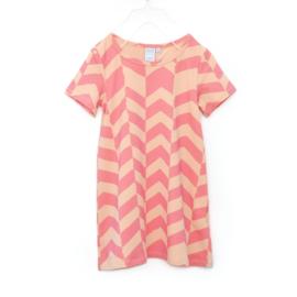 Little Man Happy: Herringbone Shirt Dress