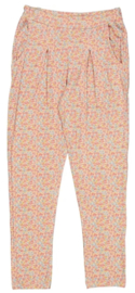 Wheat: Soft pants Abbie - birch poppy