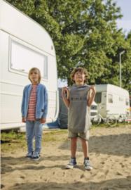 Mini Kid: Vest - Blauw