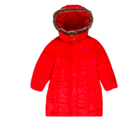 Blue seven winterjas girls - rood