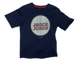Jack & Jones: T-shirt JCODustin- Maritime Blue