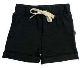 House of Jamie: Summer Shorts - Black