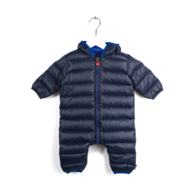 ImpS&Elfs: All in one snowsuit - 3160110 blauw