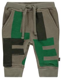 Imps&elfs: Sweatpants tekst army green