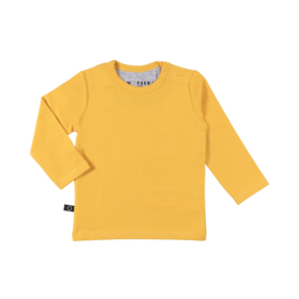 Noeser: Bas shirt golden yellow