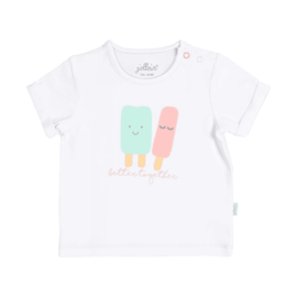 Jollein: t-shirt happy icecream