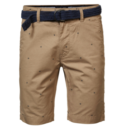 Petrol: Jongens chino met all-over print