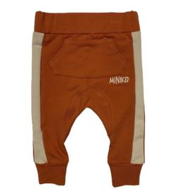 Mini Kid: Jogging Broek - Oranje