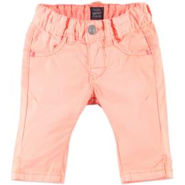 Babyface: Girls Capri Pants Slim Fit - Neon Peach