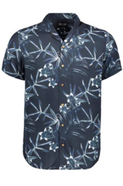 Cars Jeans: Leads Shirt Print - Navy