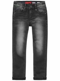 Vingino: jongens jeans Alvasco -  Dark Grey Vintage