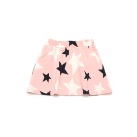 Little Man Happy Knock out skirt - roze