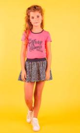 B.Nosy: T-shirt Be Nosy Always - roze