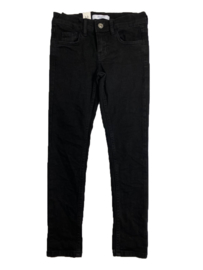 Nik & Nik: Fiona Denim Skinny/ black