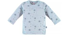 Babyface: T-shirt super hero- ice blue