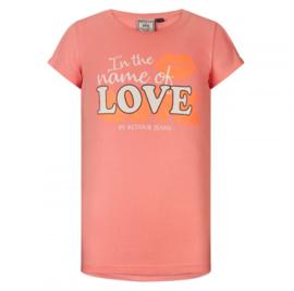 Retour Jeans: T-shirt Kimmi- Pink