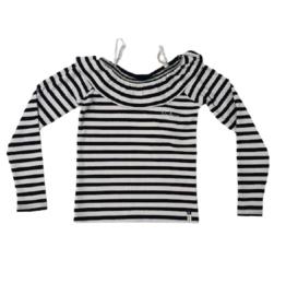 Retourjeans: t-shirt - Tanika - Black