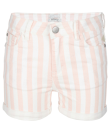 Indian Blue Jeans: Striped shorts - Girls