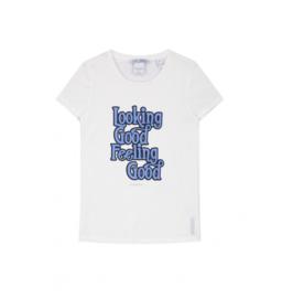 Nik & Nik: Looking good T-shirt off white