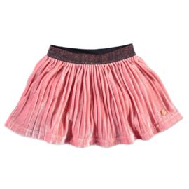 Babyface: Skirt Velvet warm pink