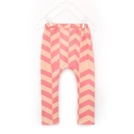 Little Man Happy: Herringbone Baggy Pants