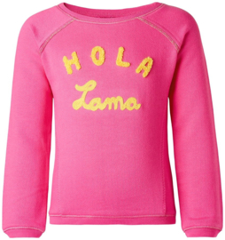 Noppies: Sweater ls Hola - Fuchsia