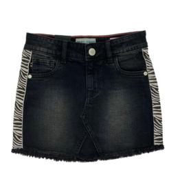 Cars jeans: Denim skirt Zebra