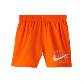 Nike: Jongens Zwembroek- Nessa- Neon oranje